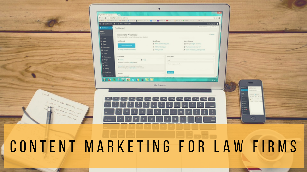 Why Your Law Firm Needs Great Website Content | Handmade SEO