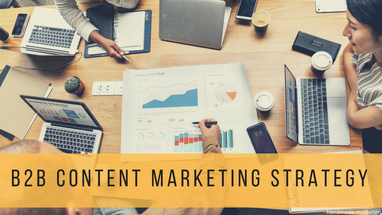 5 Steps to Create an Effective B2B Content Marketing Strategy