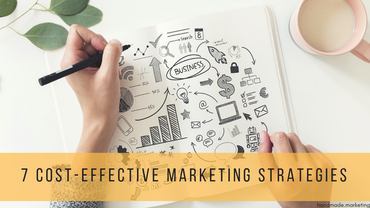 7 Cost-Effective Marketing Strategies for Your Business