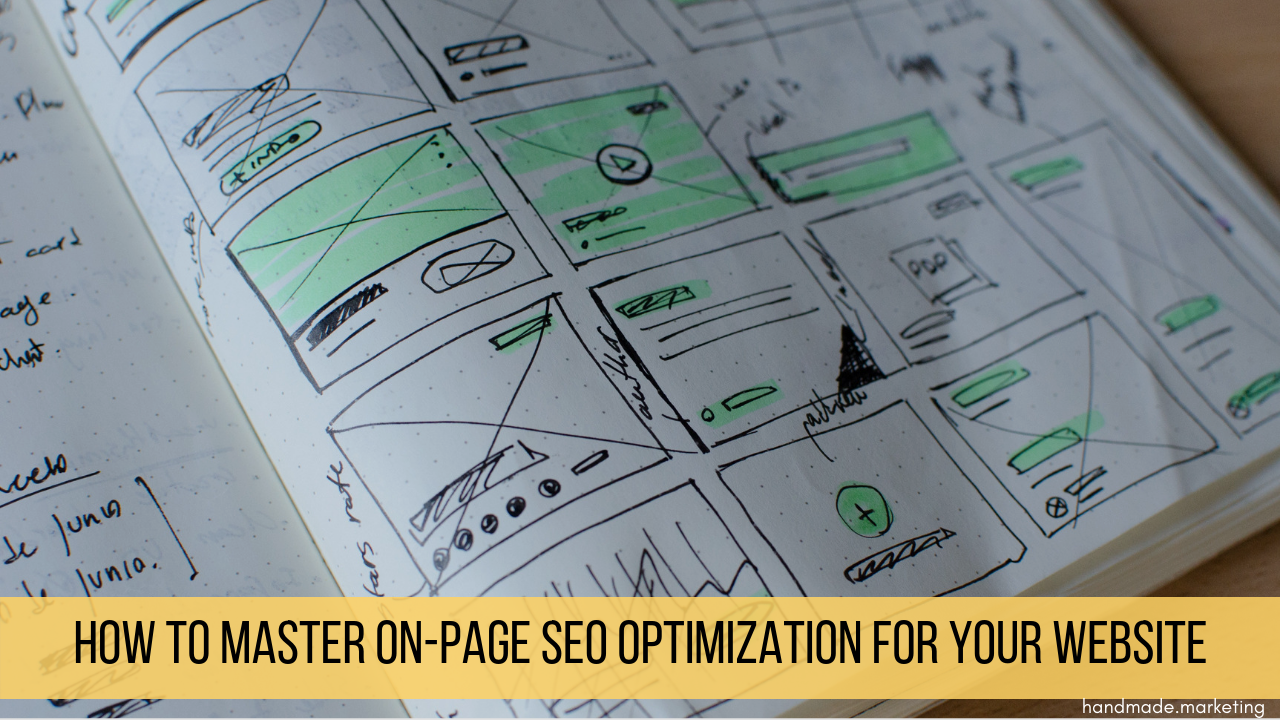 How To Master On-page SEO Optimization for Your Website