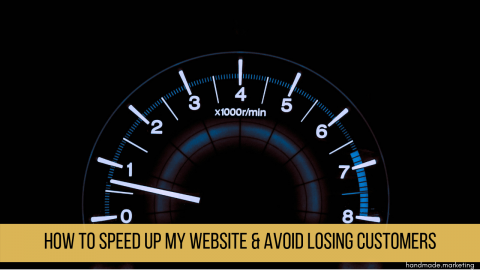 How to Speed Up My Website & Avoid Losing Customers