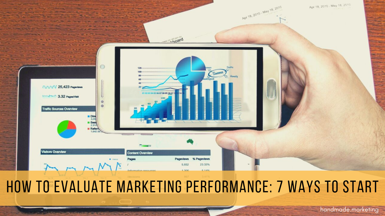 How to Evaluate Marketing Performance 7 Ways to Start | Handmade SEO